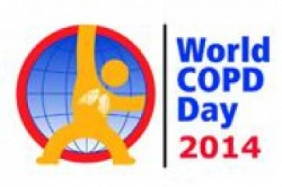 Welt-COPD-Tag am 19.11.2014